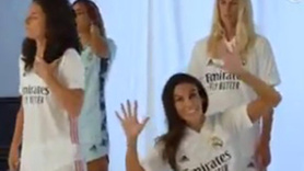 Real Madrid yeni formaları böyle tanıttı