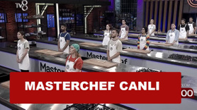 Masterchef Türkiye canlı izle 6 Ağustos
