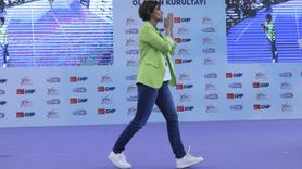 CHP Kadın Kolları'nda Canan Kaftancıoğlu'na şok