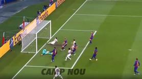Barcelona-Bayern Münih maçı golleri ve özeti