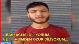 Ümitcan Uygun: Aleyna'ya bir kez vurdum bayıldı