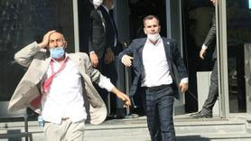 İyi Parti genel merkezinde tekme tokatlı kavga