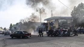 Ermenistan Berde'ye füzeyle saldırdı