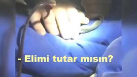 İzmir'de yürek burkan diyalog
