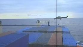 Akdeniz'de Türk gemisine müdahale