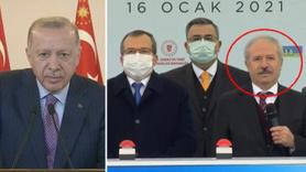 Erdoğan anında müdahale etti