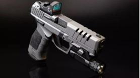 Yerli ve milli tabancaya ABD'den ikinci büyük ödül