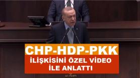 CHP-HDP-PKK ilişkisini videoyla anlattı