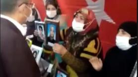 Diyarbakır Anneleri'nden CHP heyetine sert tepki