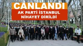 AK Parti İstanbul teşkilatında yeniden canlanma