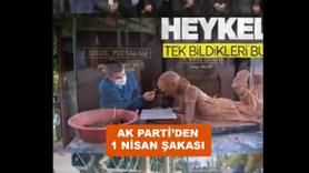 AK Parti'den 1 Nisan şakası