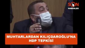 Muhtarlar peş peşe HDP'yi sordu