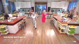 Gelinim Mutfakta 13 Nisan kim birinci oldu