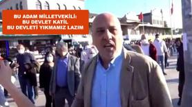 Ahmet Şık: Bu devlet katil, bu devleti yıkmalıyız
