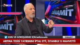 Cengiz Alçayır'dan İmamoğlu'na tepki