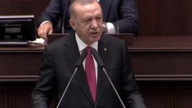 Erdoğan'dan suç örgütü iddialarına sert cevap