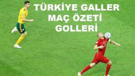 Türkiye Galler maçı 2-0