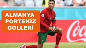 Portekiz Almanya tüm goller
