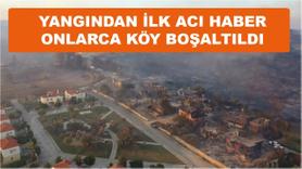 Manavgat'ta yürek burkan görüntüler