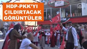 Evladını PKK'dan geri alan ailenin mutluluğu