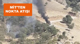 MİT'ten nokta atışı, 3 terörist öldürüldü