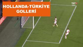 Türkiye Hollanda maçı golleri