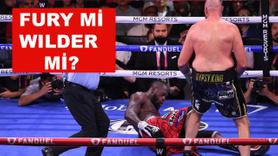 Tyson Fury Deontay Wilder maç özeti