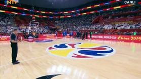 Türkiye - Çekya basketbol maçı canlı izle