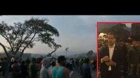 Venezuela canlı izle - son dakika darbe girişimi