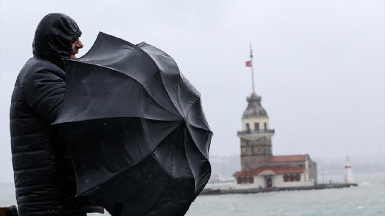 Fırtına İstanbul'u ne zaman terk edecek?