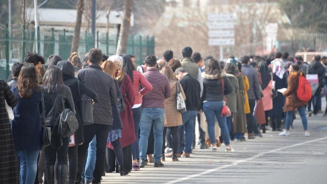 İşsizlik rakamları son 10 yılın en yükseğinde