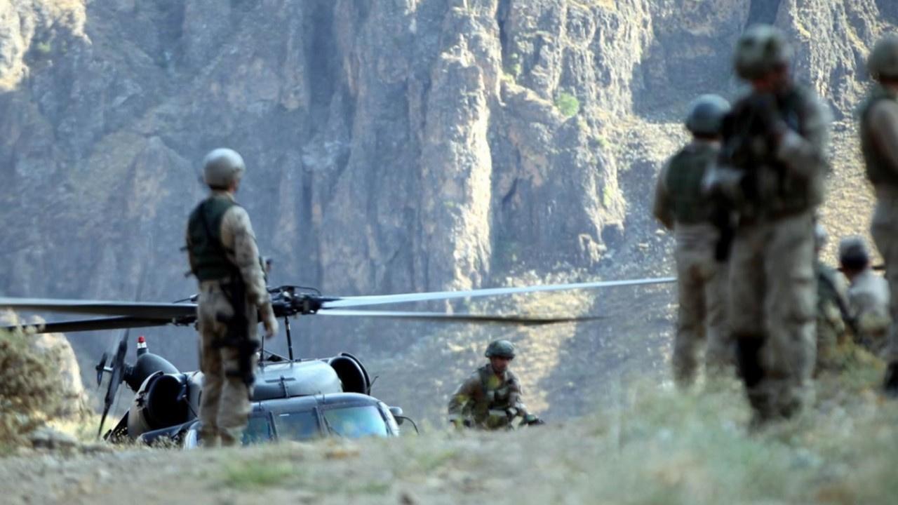 İçişleri: 'Kapan-1 Bagok' operasyonu başladı