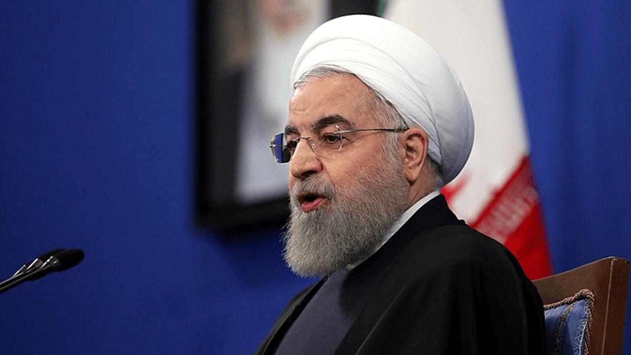Ruhani, İsrail'in arşivleri çaldığını doğruladı