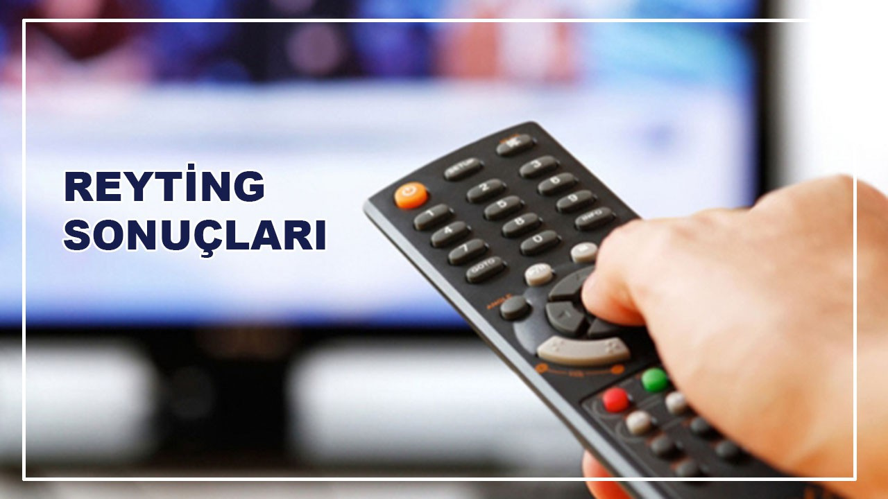 5 Nisan reyting sonuçları açıklandı mı? En çok kim izlendi?