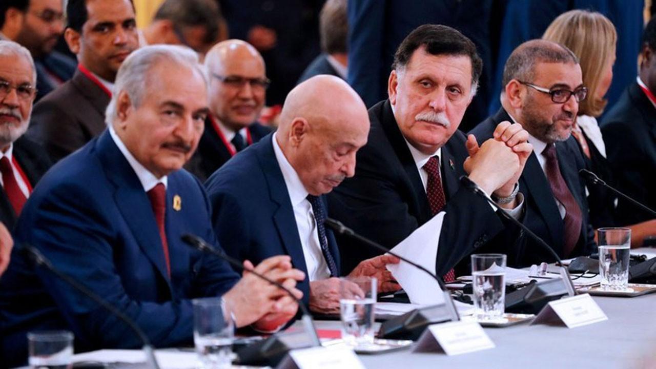Libya'daki taraflar Rusya'da bir araya geliyor