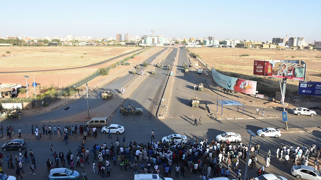 Sudan İstihbarat Teşkilatı isyan etti
