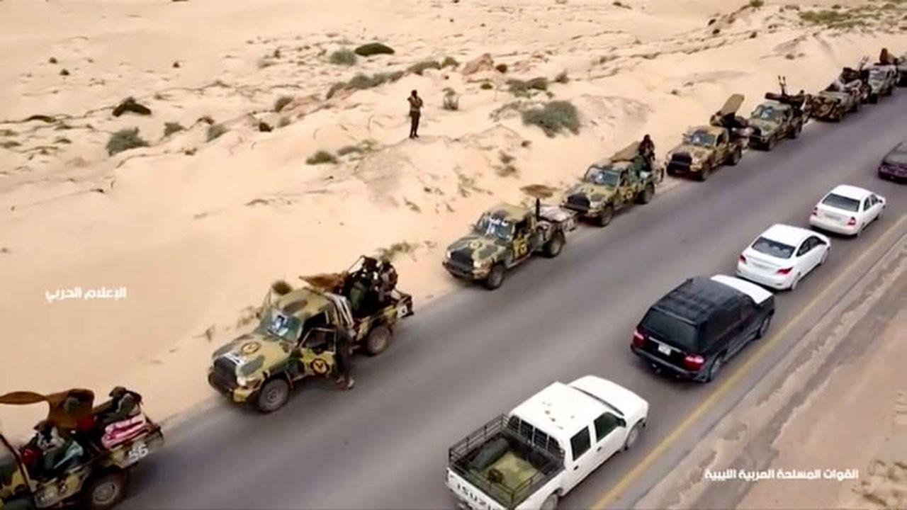 Libya'da Sebha kenti Hafter'i terk etti