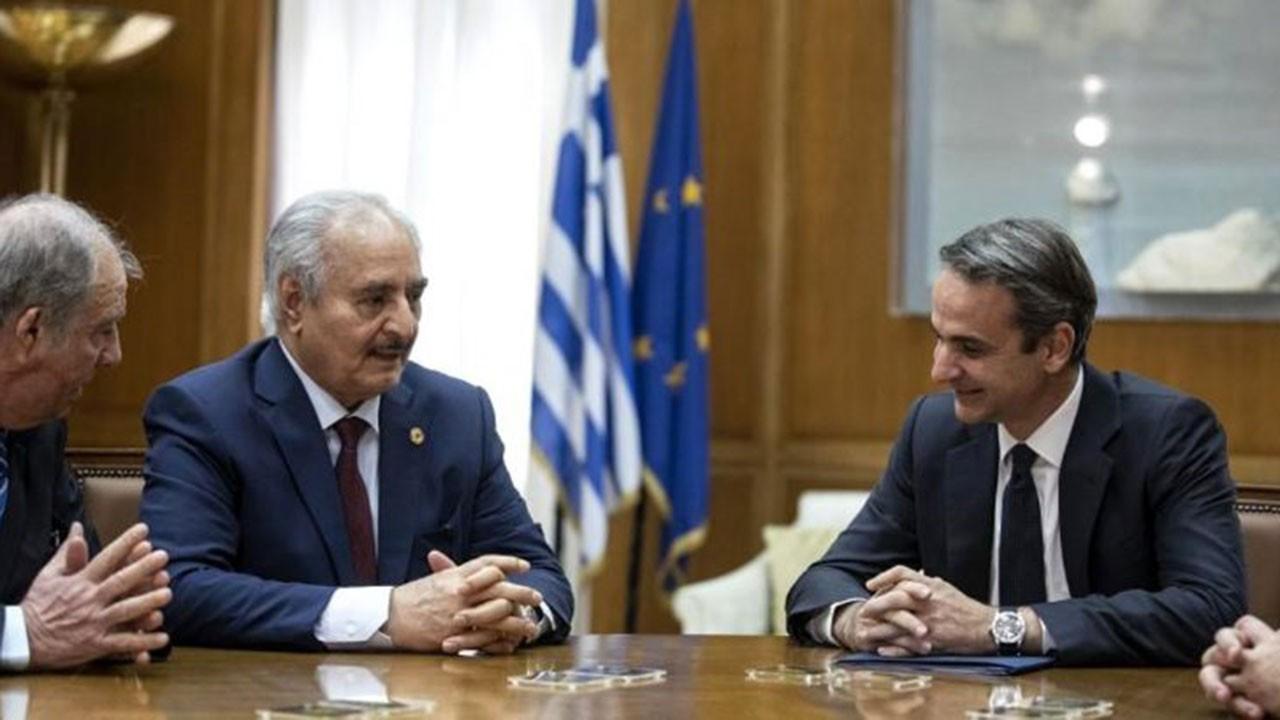 Erdoğan, Yunan Başbakanı Miçotakis'i reddetti