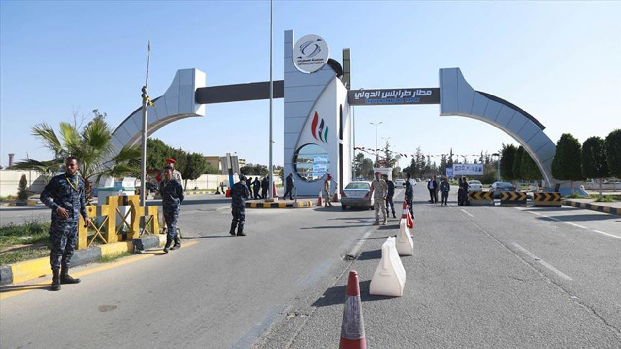 Trablus Havalimanı Hafter'den geri alındı