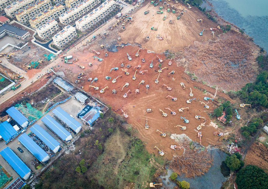 Çin koronavirüs için özel hastane yapıyor, 10 günde inşa edilecek - Sayfa 3