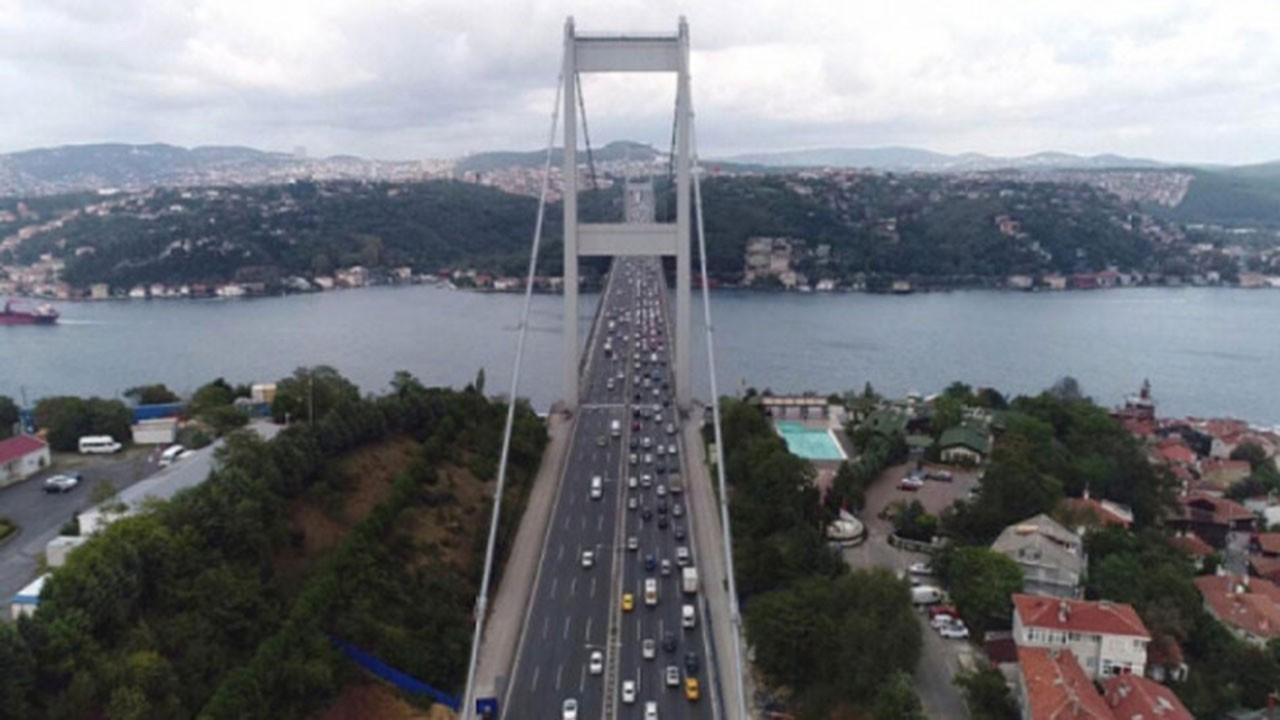 'Köprü'de kaza, intihar ve kadın cesedi