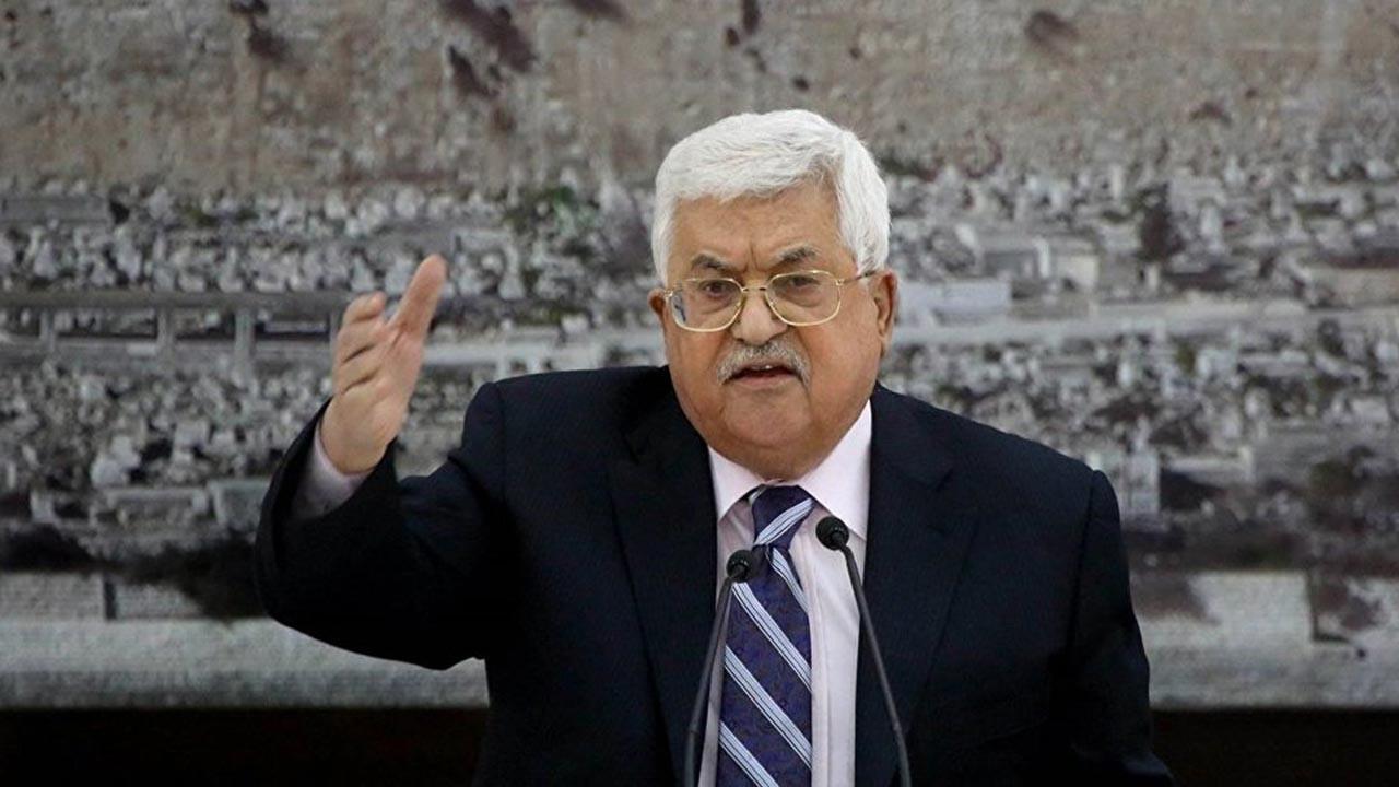 Mahmut Abbas: İsrail'e bir yıl süre veriyoruz