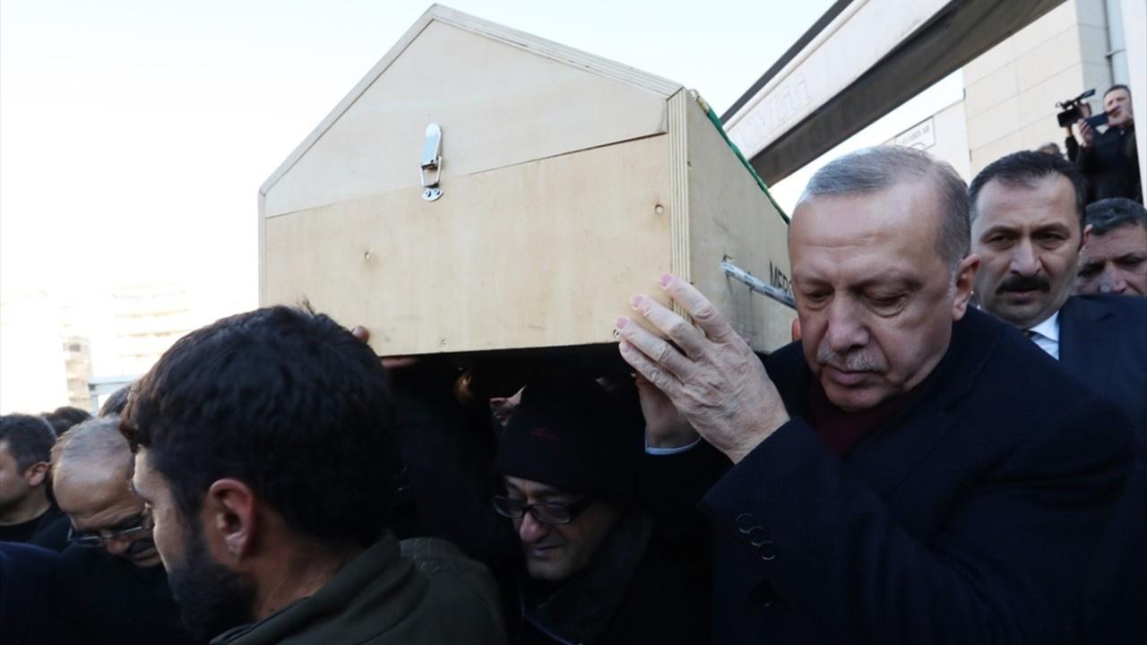 Tek hayali Erdoğan'ı görmekti