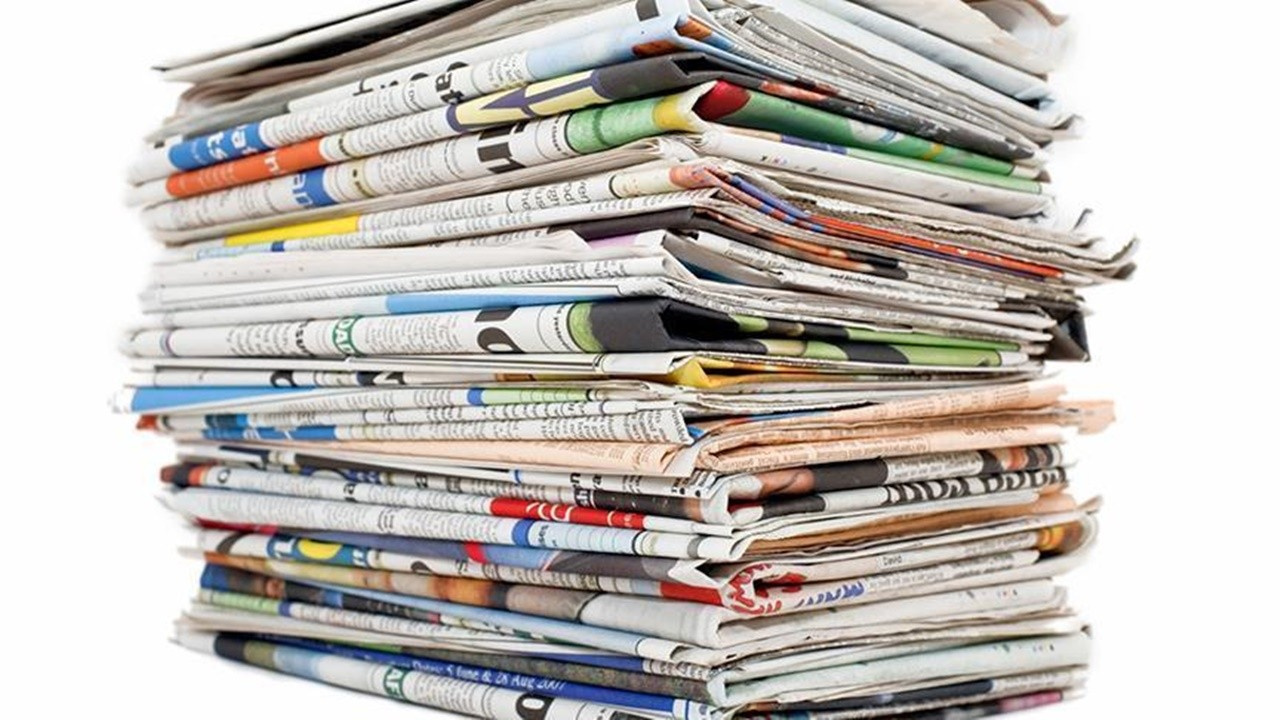 Gazete Manşetleri - 7 Mart 2020 Cumartesi