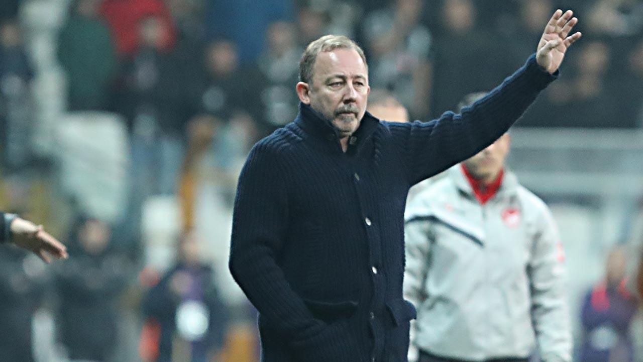 Sergen yıllar sonra yeniden Beşiktaş'ta