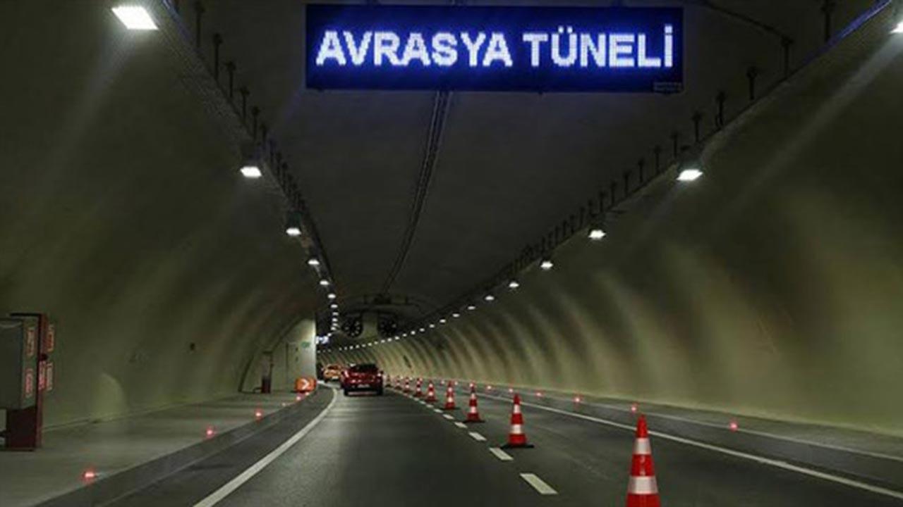 Avrasya Tüneli'nin ertelenen zammı yüzde 56 ile geldi