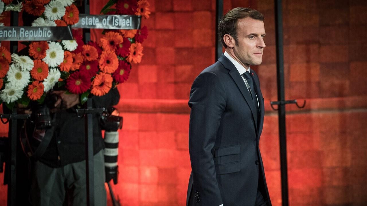 Macron: İngiltere'nin ayrılması tarihi bir uyarı