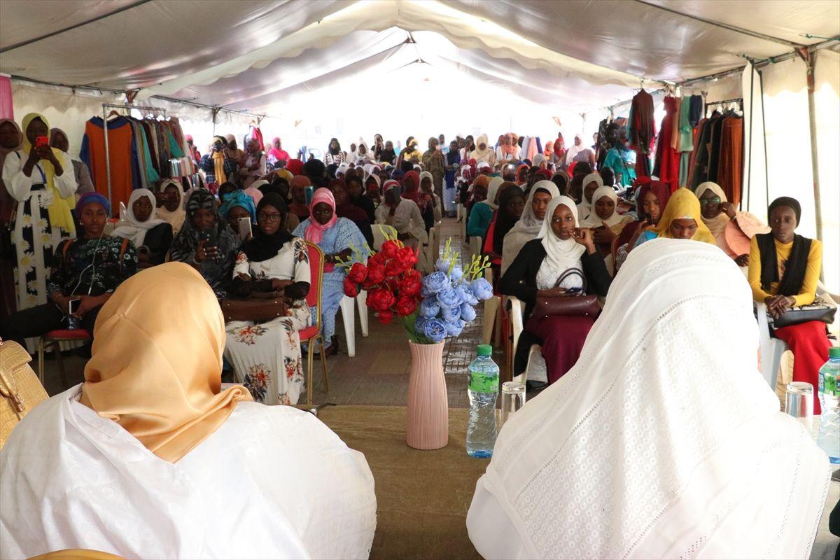Senegal'de Dünya Başörtüsü Günü Etkinliği düzenlendi - Sayfa 1