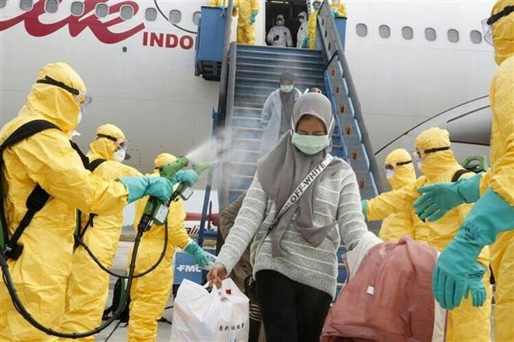Uçaktan inen yolcular neye uğradığını şaşırdı! - Sayfa 2