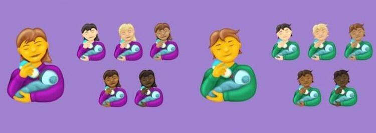 Yeni yayınlanan Emojiler - Sayfa 2